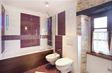 House A: Bathroom with bath tub,wc & bidet