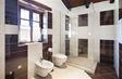 House A: Bathroom with sh,wc & bidet