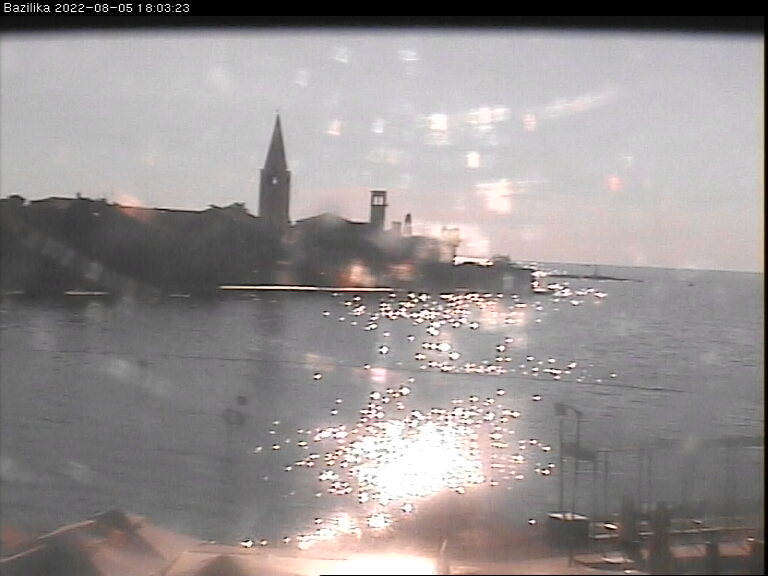 Porec webcam - Porec Old Town webcam, Istria, Istria