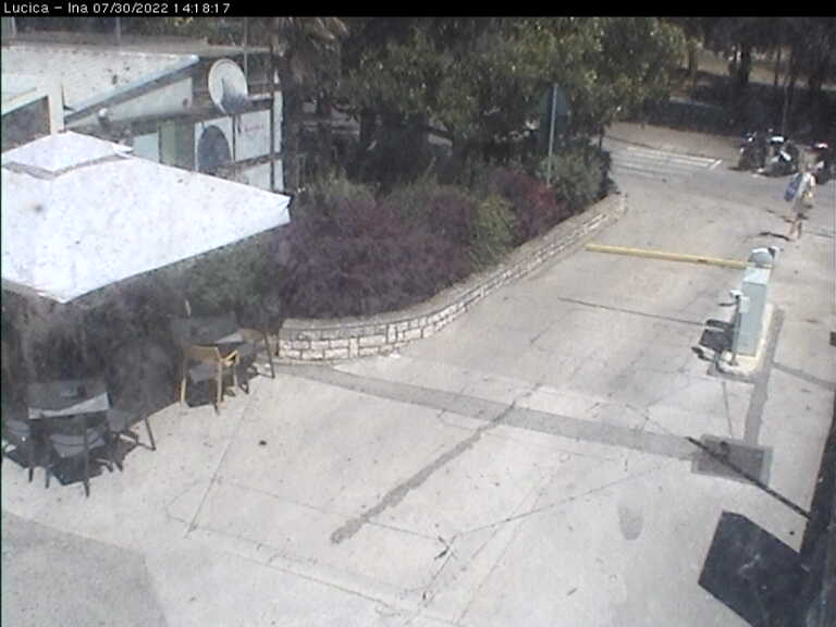 Porec webcam - Porec Center webcam, Istria, Istria